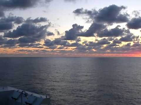 2008/09/14 日本海に沈む夕陽