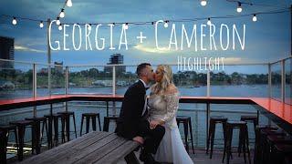 Georgia & Cameron: Wedding Highlight