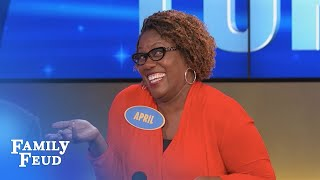 The answer is always HARD!!! | Family Feud