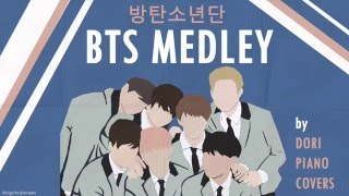 [Piano/Instrumental] 방탄소년단 BTS Medley (13 songs)