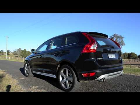 2012 Volvo XC60 T6 Polestar start up and acceleration
