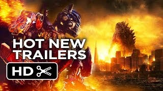 Best new movie trailers - march 2014 hd