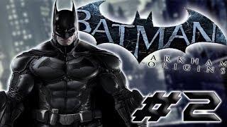 Batman Arkham Origins FR HD #2