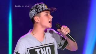 Juan Diego cantó La Despedida Daddy Yankee – LVK Col - Audiciones a ciegas – Cap 13 – T2
