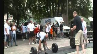 Joe Vitiello @ 2011 Iron World Gym's 2nd Annual Strongman Charity Event