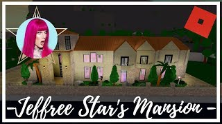 ROBLOX | Welcome To Bloxburg | Jeffree Star's Mansion