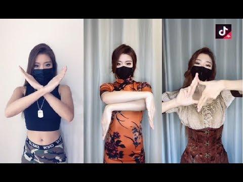 Cindy Best Dance Tik Tok Compilation 2019 #tutting