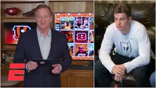 Joe Burrow goes No. 1 overall to the Cincinnati Bengals | 2020 NFL Draft