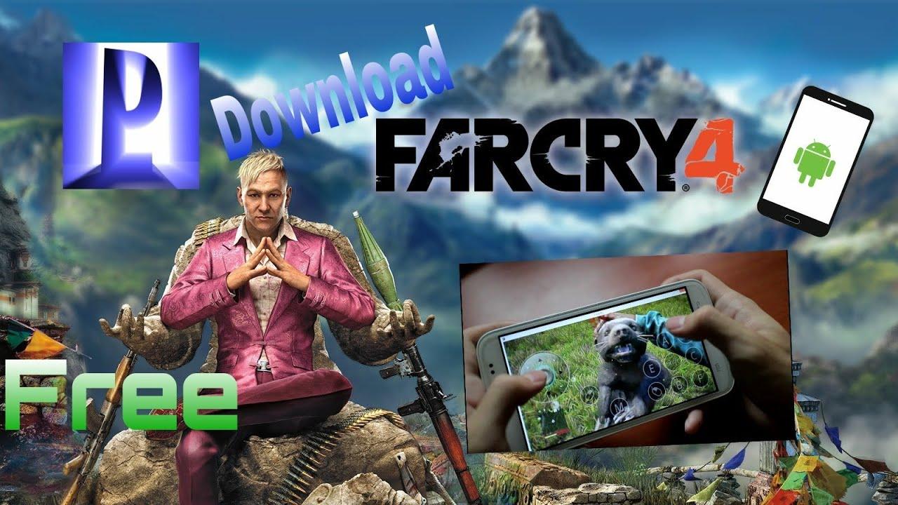 Far Cry 4 Мастер арены (видеообзор игры на Android iOS ...