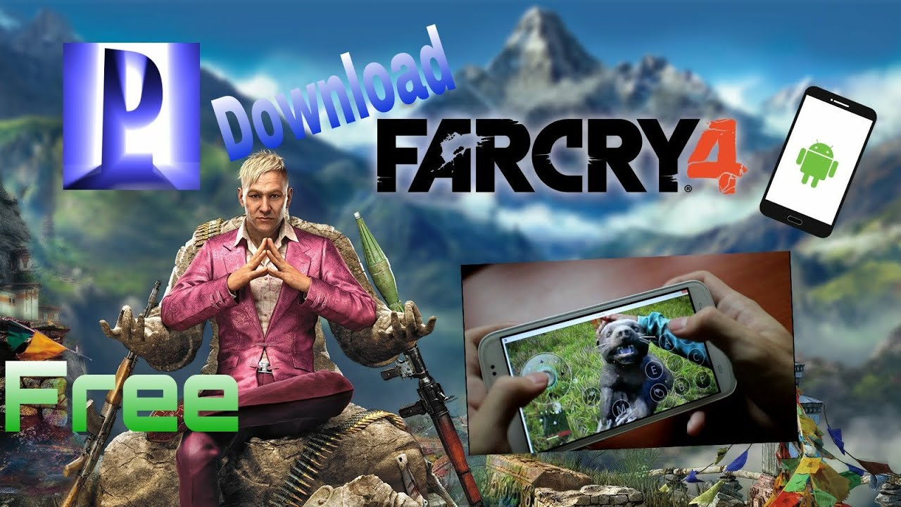 Far cry for android apk download.