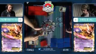 Pokemon World Championship 2015 - TCG Masters Final Match!