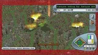 SimCity Creator - Disaster Medley