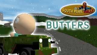 South Park Rally PC MODS: Butters