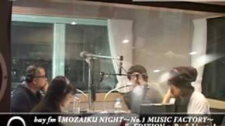 Toshiya - MOZAIKU NIGHT - entrevista parte 1