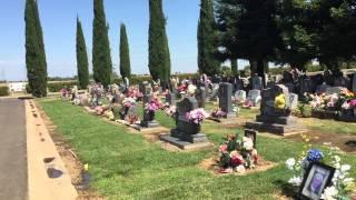 США. Калифорния. Кладбище русских эмигрантов 7.06.15(, 2015-06-11T04:50:49.000Z)