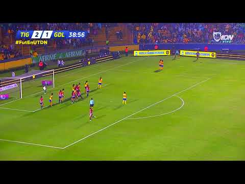 Gol de Chivas | Tigres Femenil 2 - 2 Guadalajara Femenil | LIGAMX Femenil - Semifinal