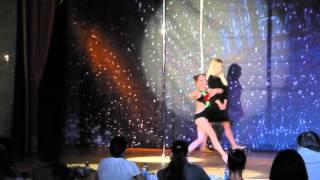 Miss Pole Dance Russia 2012 CHILDREN