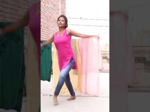 सपना का काजल नृत्य फिर हुआ वायरल छोटी यूट्यूब पर साथ धमाल मचा गुड़िया के | हरियाणवी नृत्य 2018