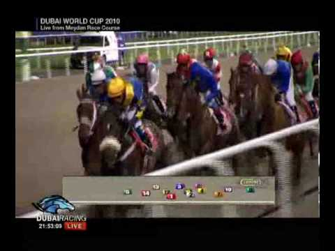 2010 Dubai World Cup