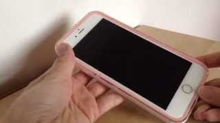 Repeat youtube video ULAK LED Flashing Incoming Notification iPhone 6 Plus Case
