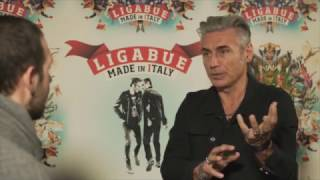 "Ligabue a Panorama.it: ""Ecco il mio Made in Italy"" - Intervista"