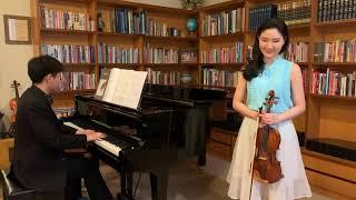 Kiss The Rain - Yiruma (violin And Piano)