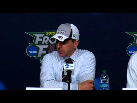 Frozen Four Championship Game Postgame Press Conference