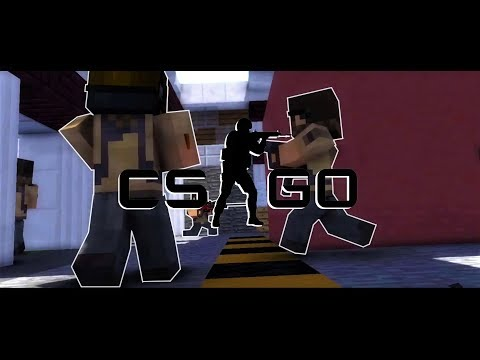 Minecraft CS:GO Animation - Animated in Mine-Imator
