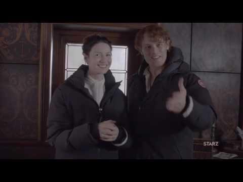 Outlander | Sam Heughan & Caitriona Balfe accept People