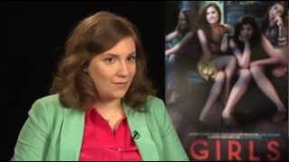 'Girls' Talk With Lena Dunham on Her New TV Show