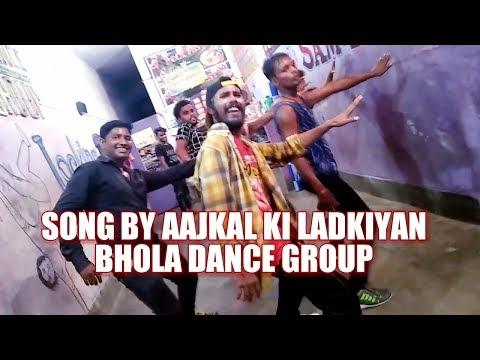 Practice Dance | Aj Kal Ki Ladkiya | Bhola...