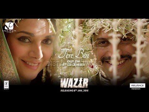 Tere Bin (FULL AUDIO) | Wazir | Jhon Abraham, Farhan Akhtar & Aditi Rao | 2015.