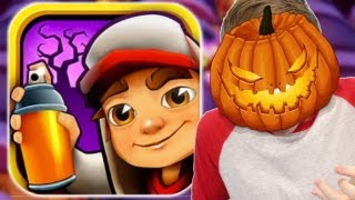SUBWAY SURFERS: HALLOWEEN - Part 6 (iPhone Gameplay Video)