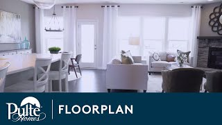 New Homes by Pulte Homes - Riverview Floor Plan