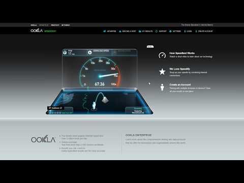 BT Broadband vs BT Infinity Speed Test