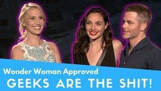 Gal Gadot Says Geeks are