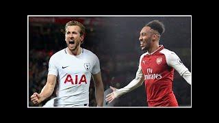 Harry Kane vs Pierre-Emerick Aubameyang - who will score more this season?