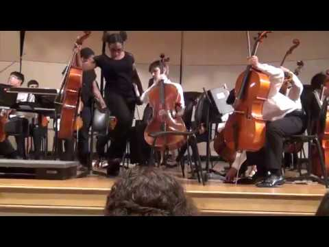 2017 May 9 White Station Middle School Orchestra Spring Pops Concert