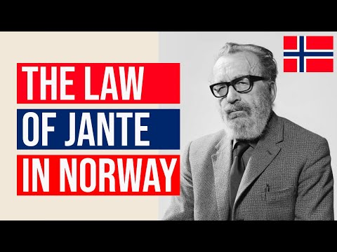 What is Janteloven? The Law of Jante in Norway - Working With Norwegians