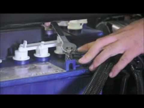 Replacing the Park Brake on an E-Z-GO RXV - YouTube