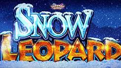 Snow Leopard - Jackpot Party Casino Slots