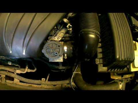 Citroen & Peugeot 1.8 16v XU7JP4 Про Датчики двигателя