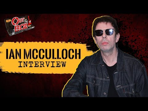 Echo & the Bunnymen's Ian McCulloch Explains Revisiting Classic Catalog