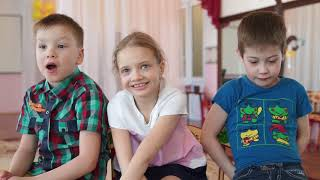 Фильм ДЕТСТВО детский сад №4 Кола 2017