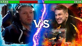 Zeus vs Kane: Зевс за все ответит?