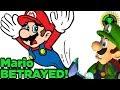 Game Theory: Super Mario...BETRAYED!