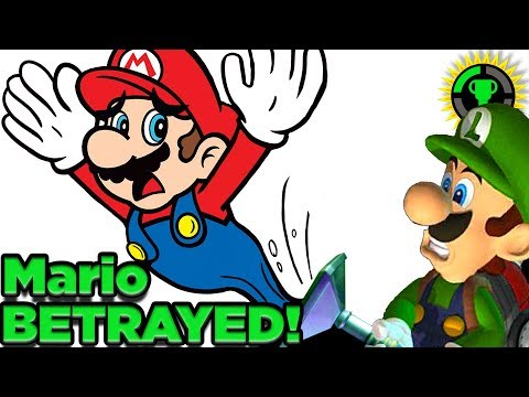 Thumbnail: Game Theory: Super Mario...BETRAYED!