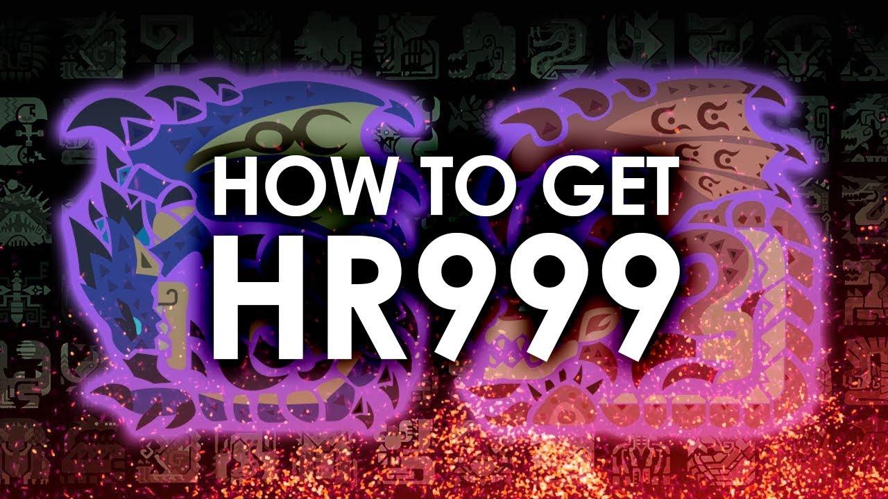 MHWorld | How we level up Hunter Ranks FAST