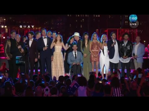 Dami Im With All The Stars - Advance Australia Fair And I Am Australian - Finale