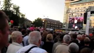 Олег Газманов в Даугавпилсе 09.06.2012